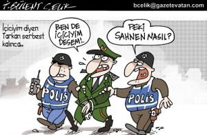 Subaylara Tutuklama