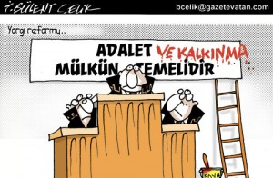 Yargı'da Reform!