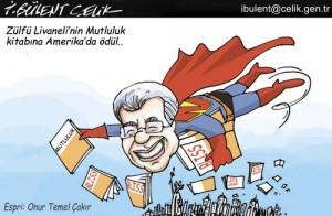 Zülfü Livaneli Karikatürü