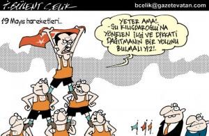 Kılıçdaroğlu ilgiye mahzar olunca..