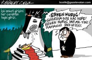 Ankara'da içkiye yasak hazırlığı..