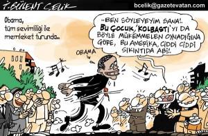Obama Türkiye'de
