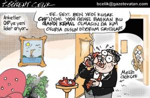 Gandi Kemal'in ayak sesleri (Mayıs 2010)