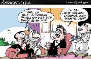 Tarafsız Cumhurbaşkanı