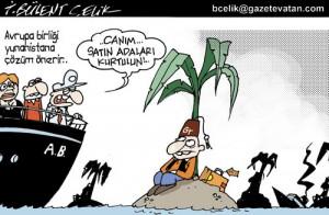 Yunanistan zor durumda