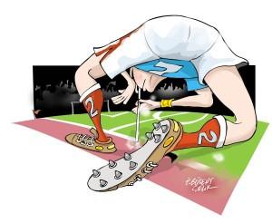 Futbol ve Kokain