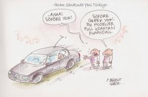 İkram Sanatında Yeni Türkiye
