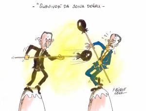 Başer Esad devire devire gidiyor..