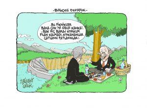 Baraj ve ittifak Post Thrue siyaset